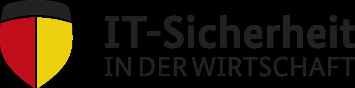 Logo IT-Sicherheit in der Wirtschaft