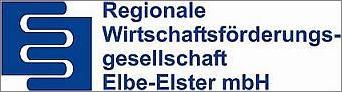 Logo Regionale Wirtschaftsförderungsgesellschaft Elbe-Elster mbH